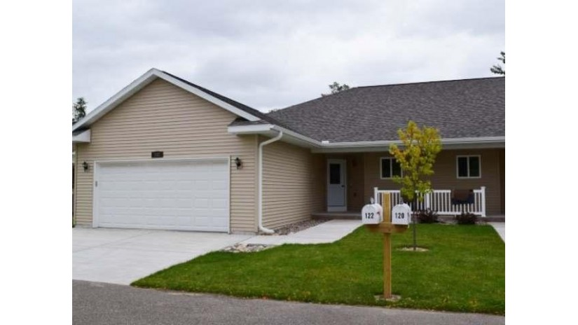 122 Park Ridge Ct 10 Rhinelander, WI 54501 by Pine Point Realty $159,900