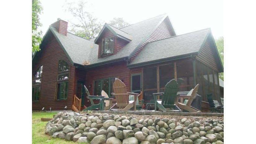 5654 Spider Lake Rd E Manitowish Waters, WI 54545 by Schmidt-Haus Realty $689,000