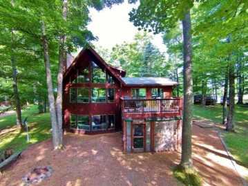 5670 Spider Lake Rd E, Manitowish Waters, WI 54545