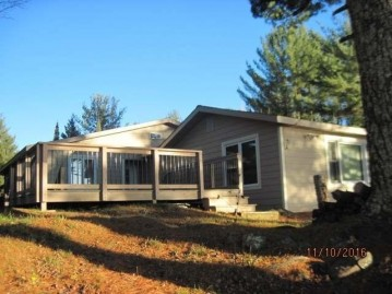N16105 Blockhouse Lake Rd, Eisenstein, WI 54552