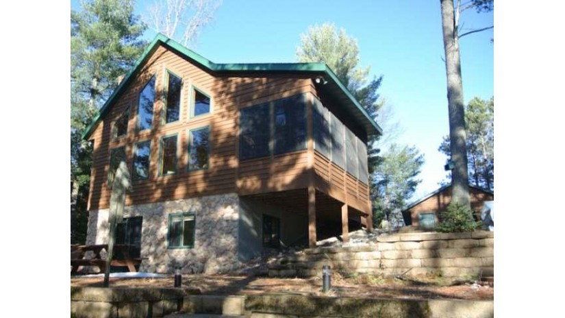 6473 Soyck Ct Lake Tomahawk, WI 54539 by Redman Realty Group, Llc $325,000