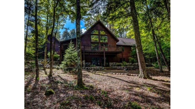 6068 Forest Lake Rd W Land O Lakes, WI 54540 by Re/Max Property Pros $599,000