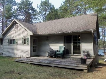 13407 E Bay Rd, Manitowish Waters, WI 54545