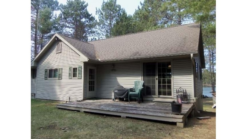 13407 E Bay Rd Manitowish Waters, WI 54545 by Re/Max Action North $415,000