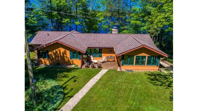 5921 Rest Lake Rd Manitowish Waters, WI 54545 by Redman Realty Group, Llc $549,000