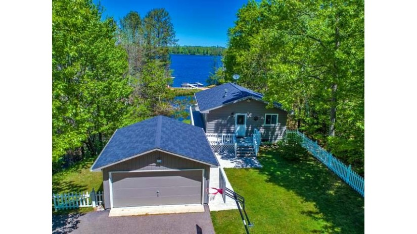 11868 Franklin Lake Rd Minocqua, WI 54548 by Redman Realty Group, Llc $285,000