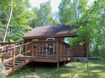 3422 Island Point Rd, Eisenstein, WI 54552