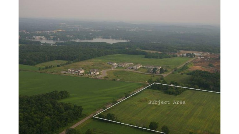 40 Ac Hillman Rd/Bunker Dr Delton, WI 53965 by First Weber Inc $1,800,000