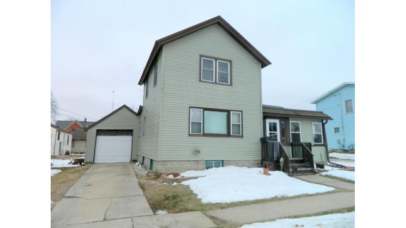 2511 12th St Monroe, WI 53566 by Century 21 Advantage $114,900