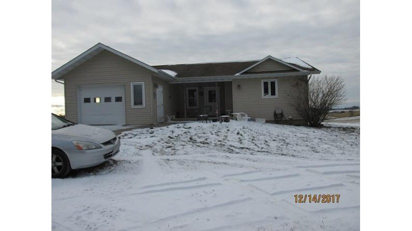 E5894 County  Rd Y Jefferson, WI 54665-4401 by Shane Peterson Realty $240,000