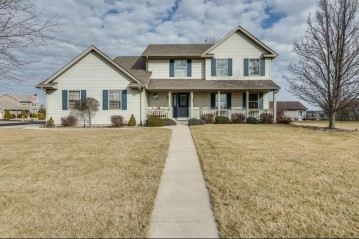 1103 Mulberry Ln, Union Grove, WI 53182-1276