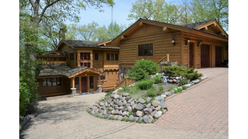 N1933 Bluff Ln Pier 653 Linn, WI 53147-4135 by Keefe Real Estate, Inc. $2,850,000