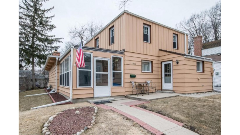 6705 Conifer Ln Greendale, WI 53129-2305 by Red Brick Realty Llc $229,900