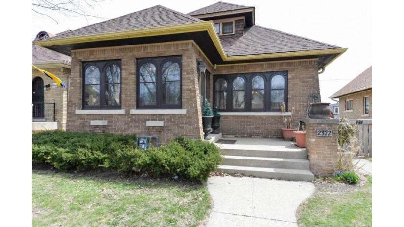 2372 N 56TH ST Milwaukee, WI 53210-2228 by Point 3 Realty Llc $174,900