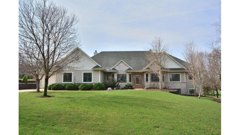 N61W29339 Rybeck RD Merton, WI 53029-8617 by First Weber Inc - Brookfield $775,000