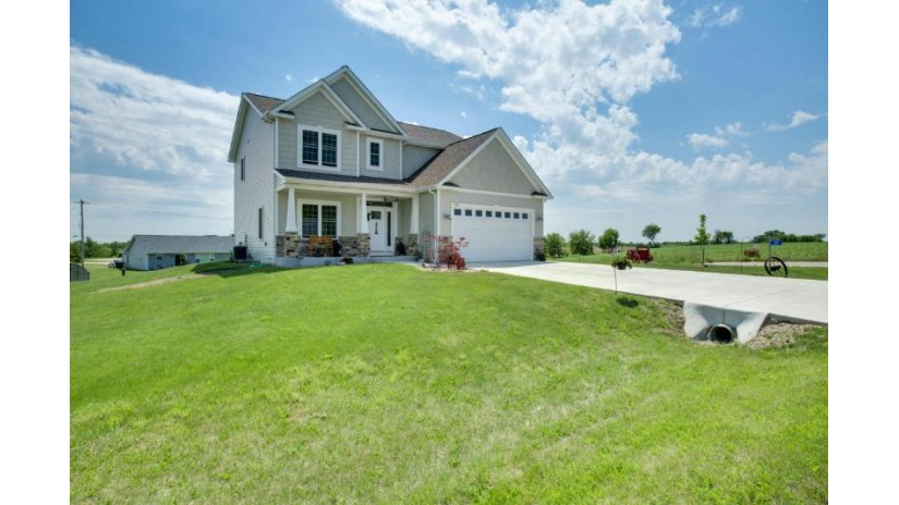 349 Homestead Dr Twin Lakes, WI 53181-9806 by Re/Max Leading Edge $299,900
