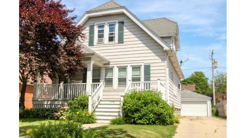 2930 N 73rd St 2930A Milwaukee, WI 53210-1065 by Coldwell Banker Residential Brokerage $209,900