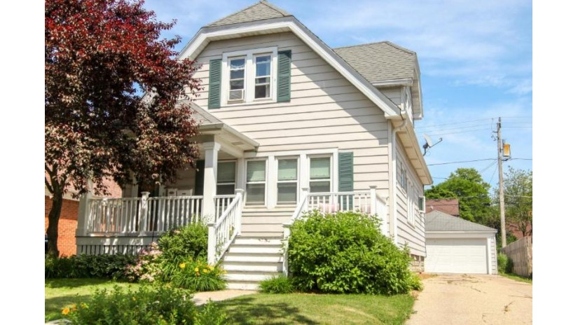 2930 N 73rd St Milwaukee, WI 53210-1065 by Coldwell Banker Residential Brokerage $209,900