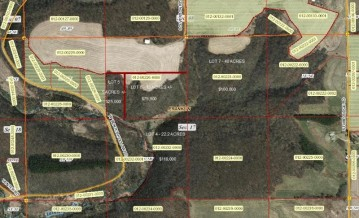 LOT 4 W TAINTER HOLLOW RD, Franklin, WI 54665
