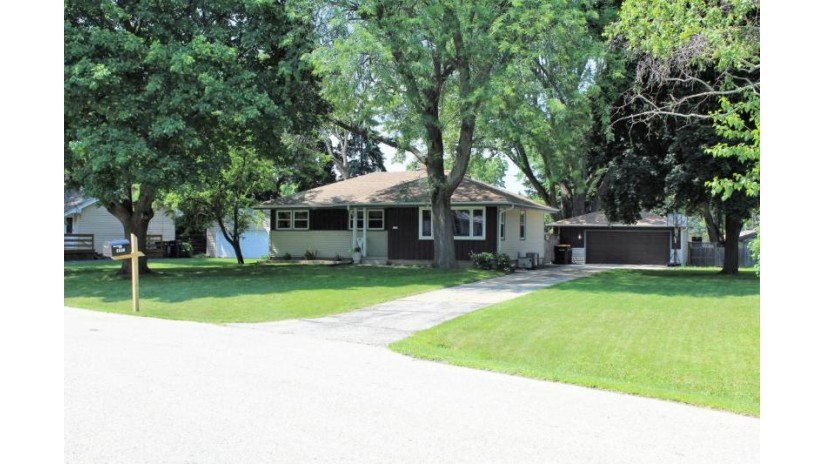 6600 W Tower Ave Brown Deer, WI 53223-3311 by Re/Max Realty Center $149,900