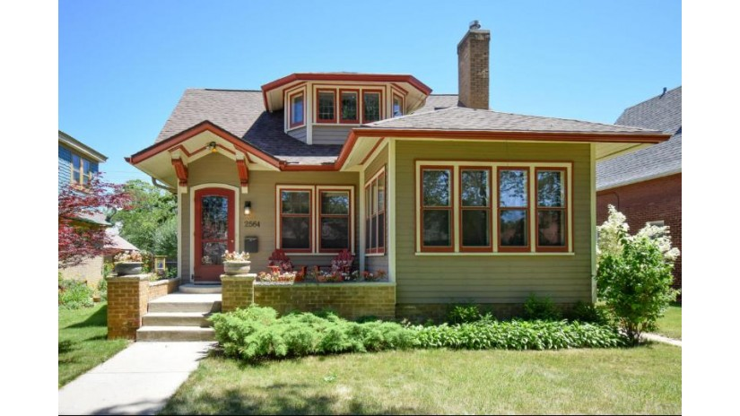 2564 N 47th St Milwaukee, WI 53210-2927 by First Weber Inc -Npw $169,900