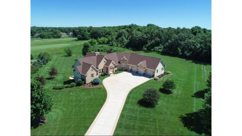 218 Augusta Ct North Prairie, WI 53153 by Benefit Realty $670,000