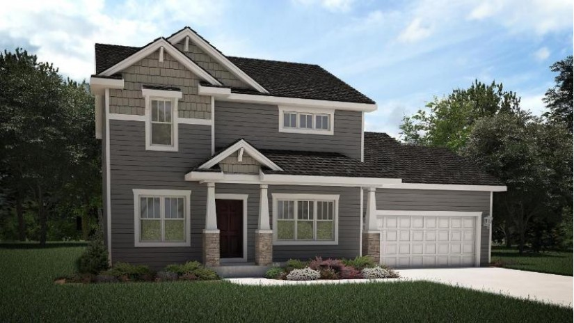 128 Scarlet Oak Ln Waukesha, WI 53188-7401 by Tim O'Brien Homes $424,900