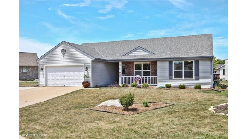 512 Redwing Ct Campbellsport, WI 53010-3043 by Coldwell Banker Residential Brokerage $214,900