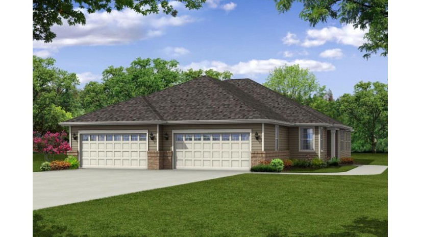 448 Woodfield Cir 1 Waterford, WI 53185 by Bielinski Homes, Inc. $279,900