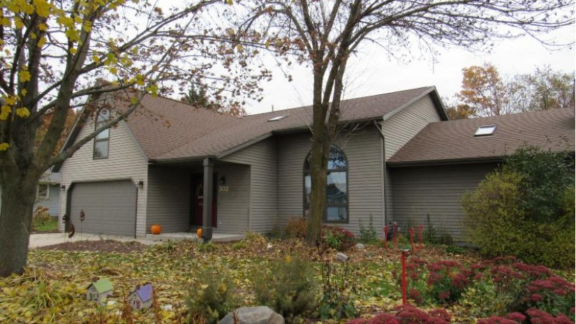 302 Moraine Dr Elkhart Lake, WI 53020-4861 by Avenue Real Estate Llc $239,900