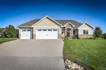 3532 GRAND MEADOWS CROSSING, Clayton, WI 54956-9665