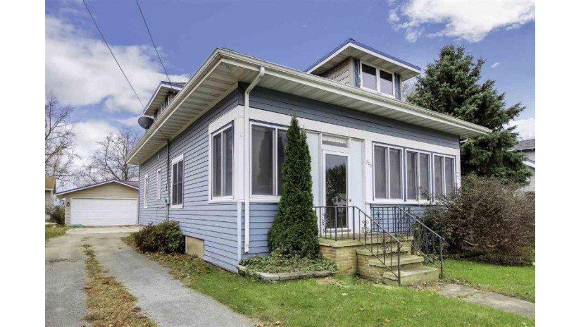 229 W LAKE Street Stockbridge, WI 53088 by Century 21 Ace Realty $119,900