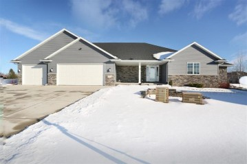 1100 W STARVIEW Court, Grand Chute, WI 54913