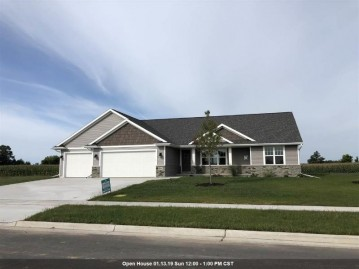 1249 MOUNTAIN BAY Drive, Pulaski, WI 54162