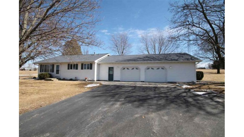 N5293 HWY UU Empire, WI 54937-9621 by Adashun Jones, Inc. $144,900