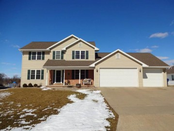 551 WINDY WOOD, Wrightstown, WI 54180-1248