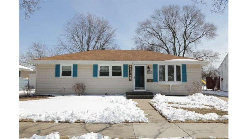 424 S SCHAEFER Street Appleton, WI 54915 by Landro Fox Cities Realty LLC $144,900