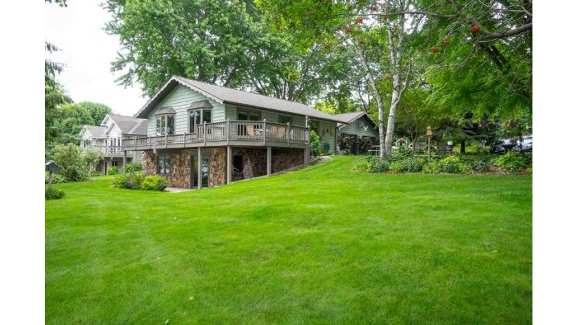 N5501 ST CATHERINES BAY Road Stockbridge, WI 54129-9202 by Century 21 Ace Realty $339,900