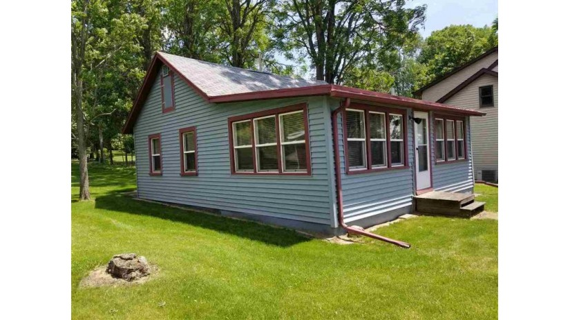 N5853 ROCKLAND BEACH Road Stockbridge, WI 54129 by Coldwell Banker The Real Estate Group $129,900