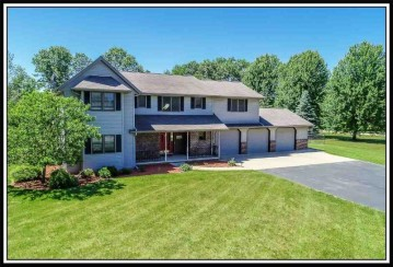 N3869 WOODFIELD Lane, Mukwa, WI 54961-8644
