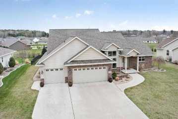 1156 HERNE BAY Way, Howard, WI 54313