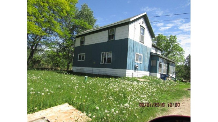 W14501 HWY 45 Fairbanks, WI 54486 by Hometown Real Estate & Auction Co., Inc. $500,000