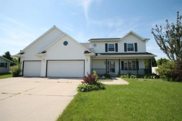 525 REDWING Court, Campbellsport, WI 53010-3054
