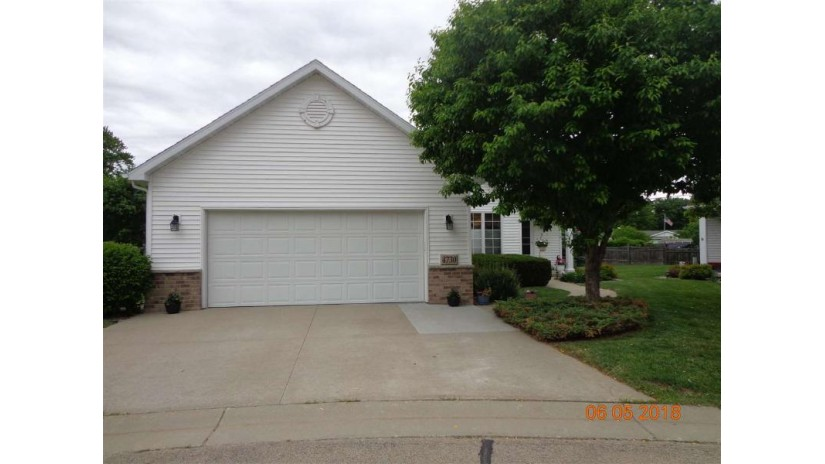 4730 WESTBROOK Court Grand Chute, WI 54913-7975 by Coldwell Banker The Real Estate Group $229,900