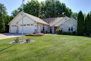 2599 W TIMBER CREST Court, Grand Chute, WI 54914
