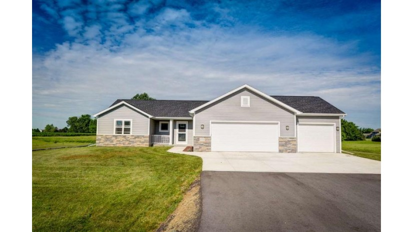 8109 CHALLENGER Drive Clayton, WI 54956-5666 by Century 21 Ace Realty $294,900