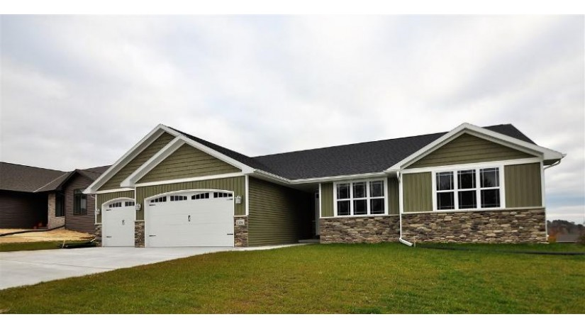 1326 BUCKYS RUN Howard, WI 54313 by Resource One Realty, LLC $344,900