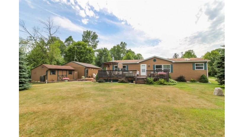 N3971 HWY 67 Osceola, WI 53010-1422 by RE/MAX Heritage $225,000