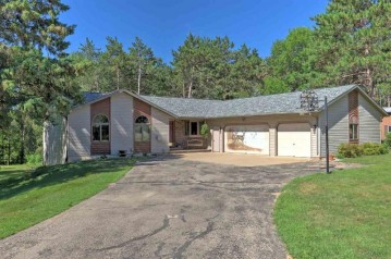 E8369 TIMBER Lane, Mukwa, WI 54961-9804
