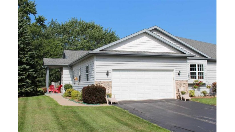 1276 CAMERON Circle Neenah, WI 54956-9808 by Coldwell Banker The Real Estate Group $230,000